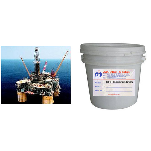SIL-LUB Aluminum Grease, for Industrial Use