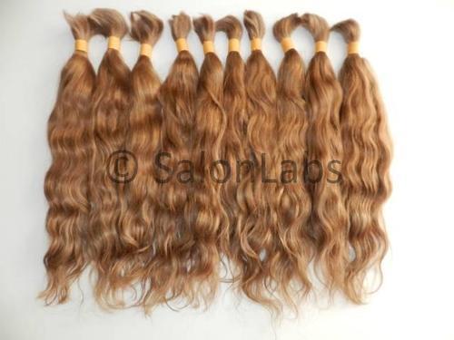 SalonLabs Women Natural Bulk Hair for Personal Use