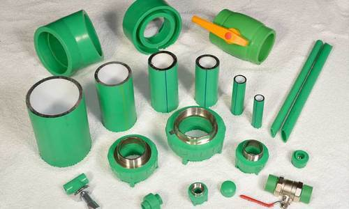 PPRC Pipe Fittings Size : 20 Mm Od To 250 Mm Od