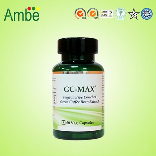 Ambe (GC-MAX) Green Coffee Beans Capsules