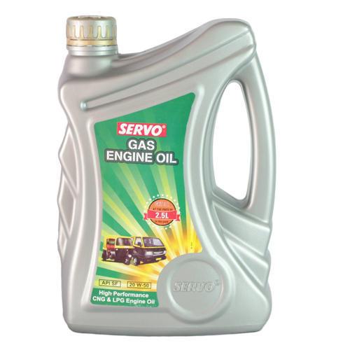 Servo Gas Engine Oil 20W50, Packaging Type: Bucket/barrel