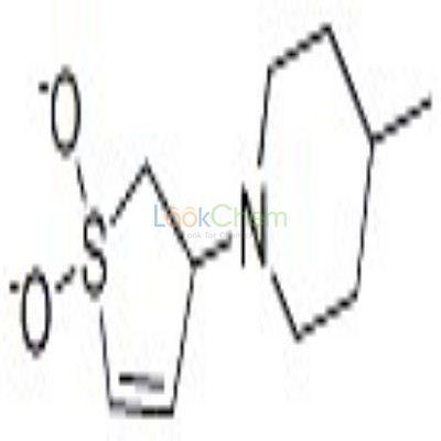 774533-88-9 Piperidine, 1-(2,3-dihydro-1,1-dioxido-3-thienyl)-4-methyl- (9CI)