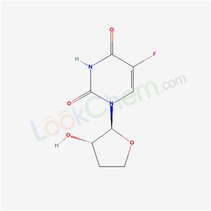 trans-1-(3-Hydroxy-2-tetrahydrofuranyl)-5-fluorouracil