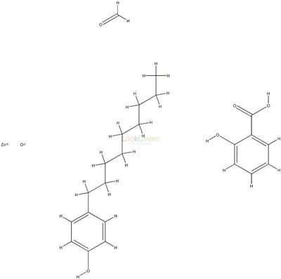 71077-22-0 Benzoic acid, 2-hydroxy-, polymer with formaldehyde, 4-nonylphenol and zinc oxide (ZnO)