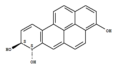 3-HYDROXY-7,8-DIHYDRO-7,8-DIHYDROXYBENZO[A]PYRENE