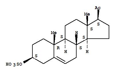 Pregnenolone sulfate