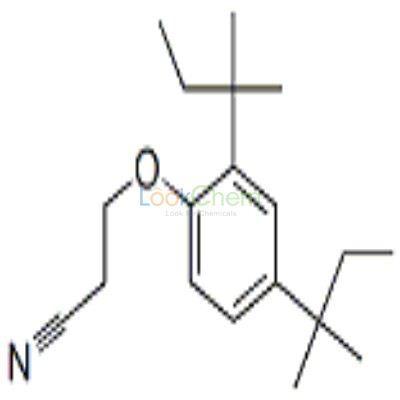 64755-43-7 β-(2,4-Di-t-amylphenoxy)propionitrile