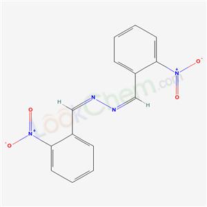 2-Nitrobenzaldehyde ((2-nitrophenyl)methylene)hydrazone cas  1929-19-7