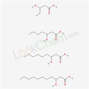 POLY(3-HYDROXYVALERATE)-(3-HYDROXYHEPTANOATE)-(3-HYDROXYNONANOATE)-(3-HYDROXYUNDECANOATE) COPOLYMER