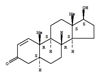 1,(5α)-androsten-17α-methyl-17β-ol-3-one