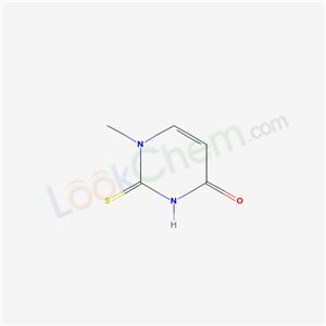 1-methyl-2-sulfanylidene-pyrimidin-4-one
