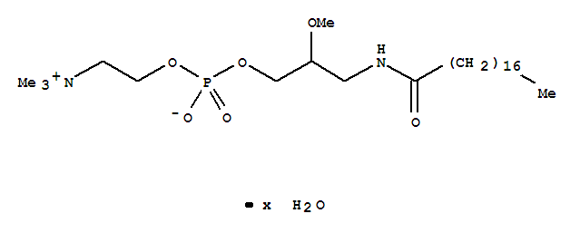 rac-3-Octadecanamido-2-Methoxypropan-1-ol Phosphocholine