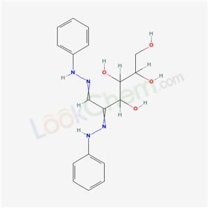 D-Altrose phenylosazone cas  6164-71-2