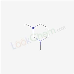 pyrimidine, hexahydro-1,3-dimethyl- cas 10556-96-4