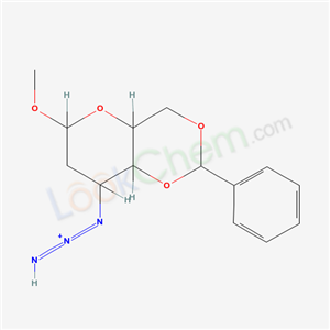 imino-[(4-methoxy-9-phenyl-5,8,10-trioxabicyclo[4.4.0]dec-2-yl)imino]azanium cas  62774-39-4
