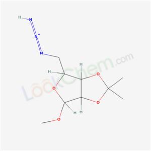 imino-[(2-methoxy-7,7-dimethyl-3,6,8-trioxabicyclo[3.3.0]oct-4-yl)methylimino]azanium cas  62819-24-3