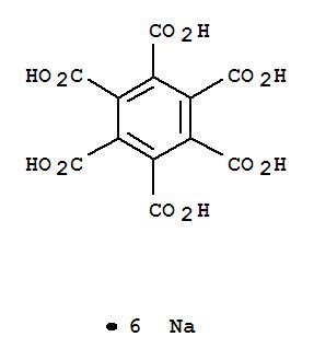 1,2,3,4,5,6-Benzenehexacarboxylicacid, sodium salt (1:6)