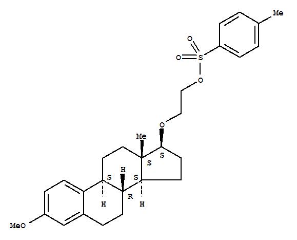 Ethanol, 2-[[(17b)-3-methoxyestra-1,3,5(10)-trien-17-yl]oxy]-,4-methylbenzenesulfonate (9CI) cas 2774-54-1