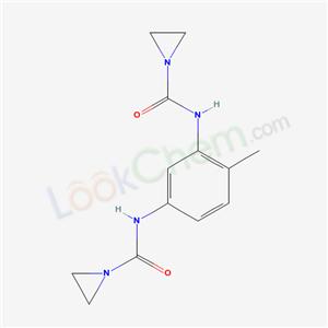 1-Aziridinecarboxamide,N,N'-(4-methyl-1,3- phenylene)bis-  cas  2131-75-1