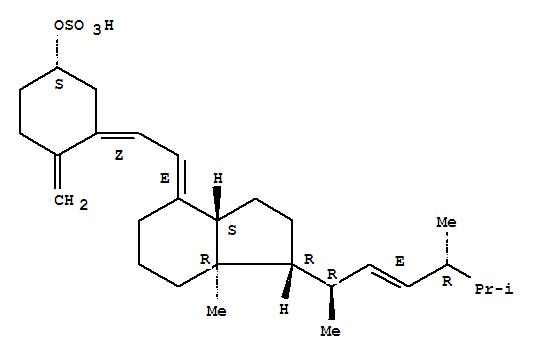 Vitamin D2 Sulfate Sodium Salt
