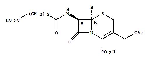 GLUTARYL-7-AMINOCEPHALOSPORANIC ACID