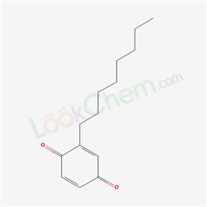 2-octylcyclohexa-2,5-diene-1,4-dione cas  21182-43-4