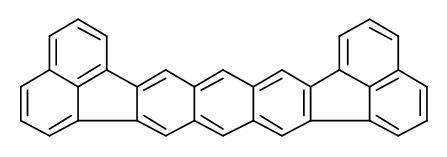 Benzo[1,2-k:4,5-k']difluoranthene