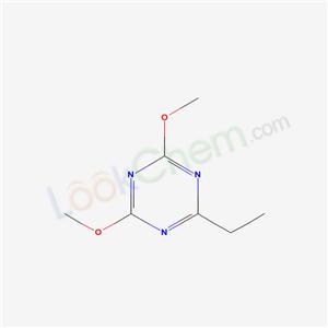 2-ethyl-4,6-dimethoxy-1,3,5-triazine