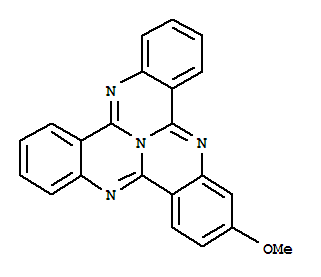 <em>Tricycloquinazoline</em>,2-methoxy- (7CI,8CI,9CI)