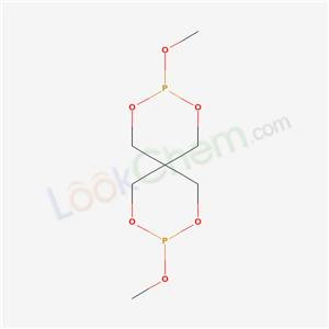 2,4,8,10-Tetraoxa-3,9-diphosphaspiro[5.5]undecane, 3,9-dimethoxy-