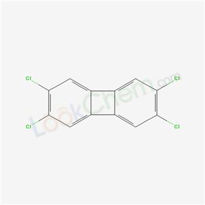 Biphenylene, 2,3,6,7-tetrachloro-