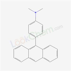 4-anthracen-9-yl-N,N-dimethyl-aniline cas 38474-09-8