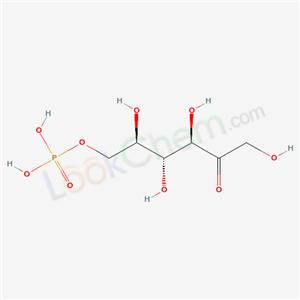 <em>D-Psicose</em>, 6-(dihydrogen phosphate)