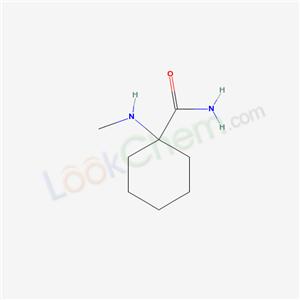 1-methylaminocyclohexane-1-carboxamide cas 4909-13-1