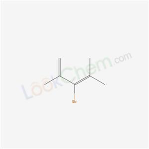 3-bromo-2,4-dimethyl-penta-1,3-diene cas  4773-87-9