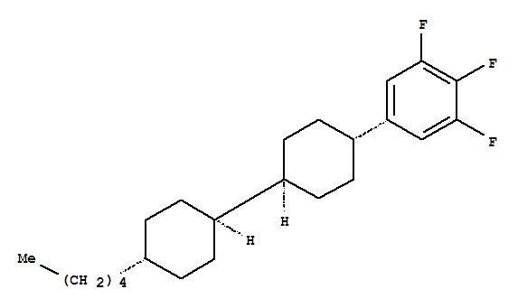 trans,trans-1-(4'-Pentylbicyclohexyl)-3,4,5-Trifluorobenzene
