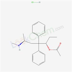 (-)-α-Noracetylmethadol Hydrochloride