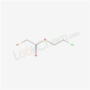 2-chloroethyl 2-bromoacetate cas  59956-76-2