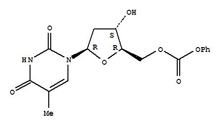 Thymidine, 5'-(phenyl carbonate) (7CI,8CI,9CI) cas  5864-33-5