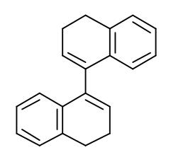 4-(3,4-Dihydronaphthalen-1-yl)-1,2-dihydronaphthalene cas  5405-96-9