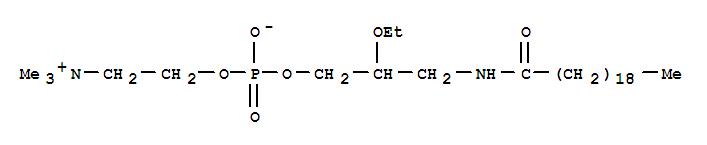 3-EICOSANAMIDO-2-ETHOXYPROPYL PHOSPHOCHOLINE