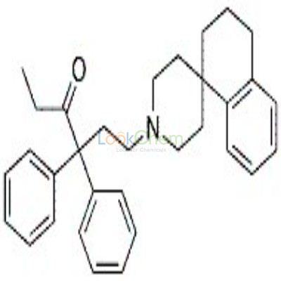 101564-56-1 6-(3,4-dihydro-1'H,2H-spiro[naphthalene-1,4'-piperidin]-1'-yl)-4,<em>4-diphenylhexan-3-one</em>