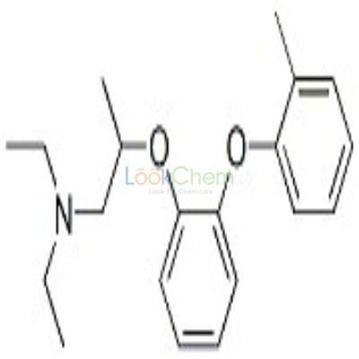 26321-12-0 N,N-Diethyl-2-[o-(o-tolyloxy)phenoxy]propylamine