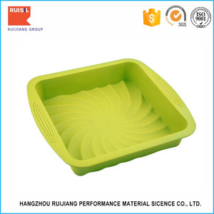 Silicone Rubber RJH-501/30 with outstanding tear resistance, application for molding