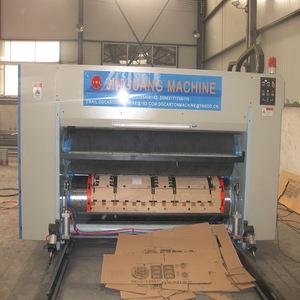 carton printing and cutting machine, carton printing and