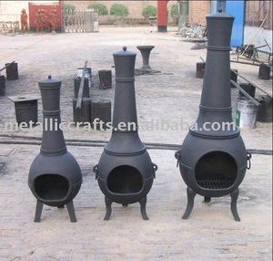 Cast Iron And Aluminium Chiminea Cast Iron And Aluminium Chiminea Suppliers And Manufacturers At Okchem Com
