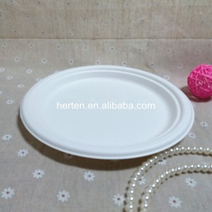 disposable bagasse food container for microwave, disposable