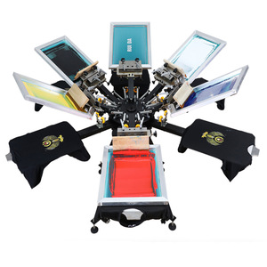 flat bed screen printing machines for sale, flat bed screen