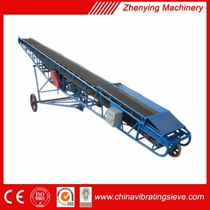 grain movable belt conveyor, grain movable belt conveyor Suppliers