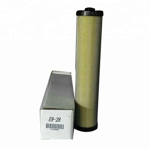 0731-7 Replacement Filter Element for Hankison 1 Micron Particulate//1 PPM Oil Removal Efficiency